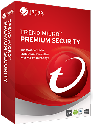 Trend Micro Premium Security 2016