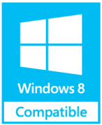 Titanium 2014 is compatible with Windows XP, Windows Visa, Windows 7 and Windows 8