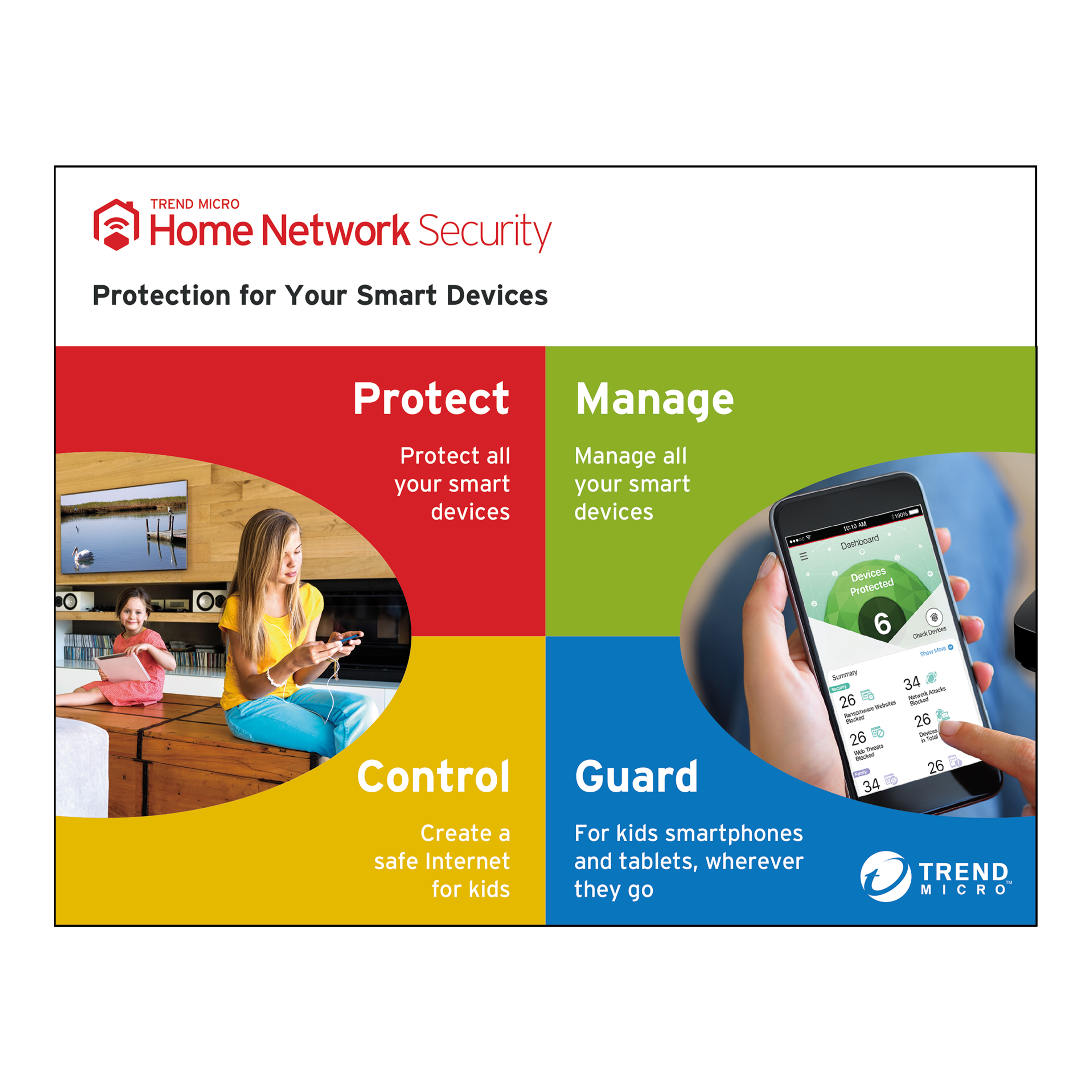 Trend Micro Home Network Security