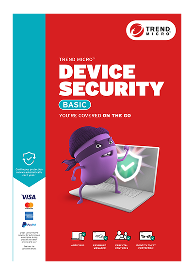 Trend Micro Device Security Basic