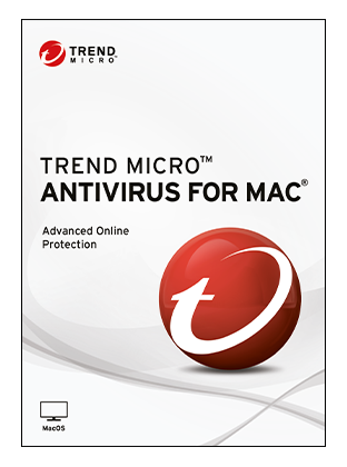 Trend Micro Antivirus for Mac Internet Security