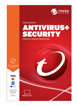 Trend Micro Antivirus Internet Security