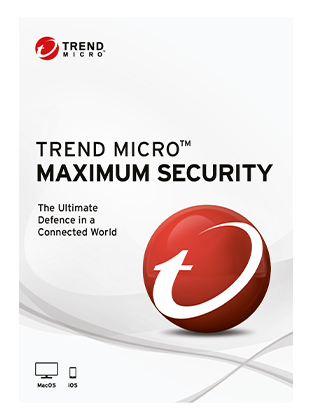 Trend Micro Maximum Security for Mac Internet Security