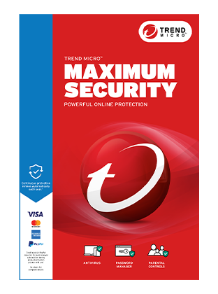 Trend Micro Maximum Internet Security