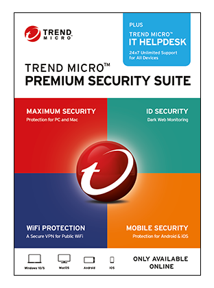 Trend Micro Premium Security Suite